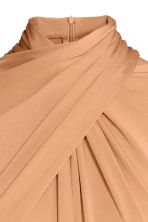 Draped body - Beige - Ladies | H&M CN 3